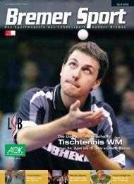 Tischtennis WM Tischtennis WM - Trenz AG