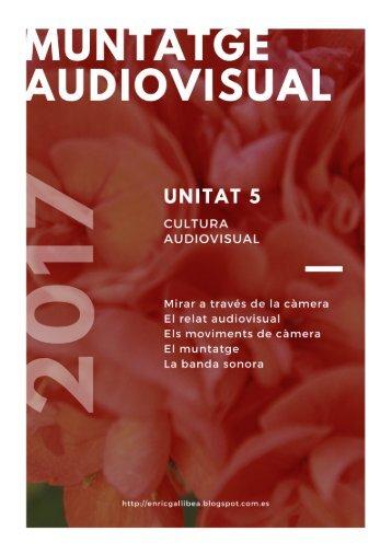Muntatge Audiovisual