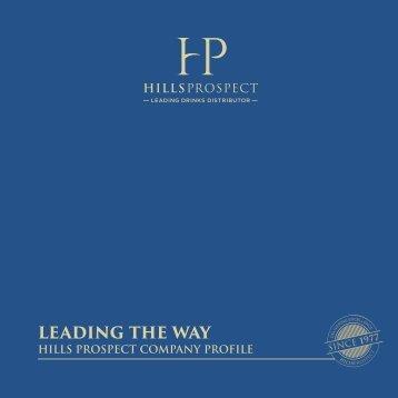 Hills Prospect Company Profile 2017