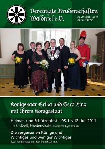 Tel.: 02163/983350 • Fax - Vereinigte Bruderschaft Waldniel