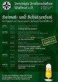 Tel.: 02163/983350 • Fax - Vereinigte Bruderschaft Waldniel - Seite 2