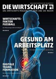 Die Wirtschaft Köln - Ausgabe 02 / 2017
