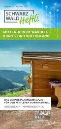 Schwarzwald-Heftli Gesamt Ausgabe3_2017_Web
