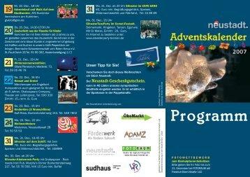 Programm - Trenz AG