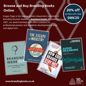 Browse and Buy Branding Books Online