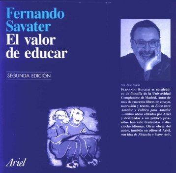 el valor de educar(1)