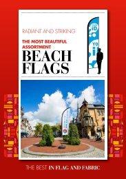 Beachflag brochure