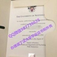 Q /Wechat 987739625University of Nottingham diploma,fake diploma transcript bachelor degree master degree,certificate