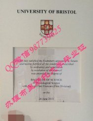 fake diploma Q /Wechat 987739625  University of Bristol transcript certificate bachelor degree master degree
