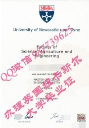 fake diploma Q /Wechat 987739625 Newcastle University transcript certificate bachelor degree master degree