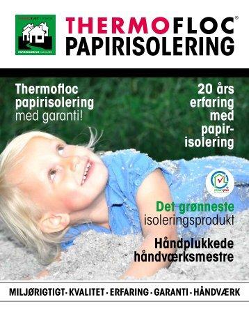 Papirisolering.dk folder
