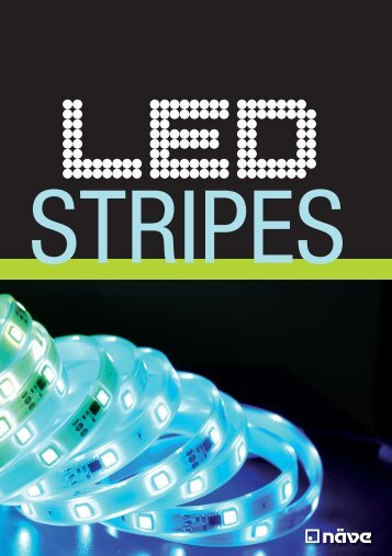 Näve LED Stripes Katalog