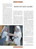 In dieser Ausgabe Mit Bernadette lernen, das Kreuzzeichen zu ... - Seite 4