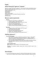 Lightroom 5 ReadMe - Page 2