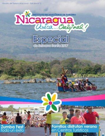 Revista Nicaragua, Única... Original! Edición N° 3.compressed