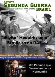 Revista Segunda Guerra Brasil 01