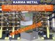 KARMA METAL-ozel tasarim istiflenebilir katlanabilir agir tip metal tasima kasasi kasalari imalati - Page 5