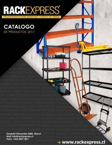 catalogo Rackexpress
