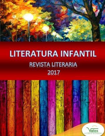 REVISTA LITERARIA 2017 - COLEGIO VALLES