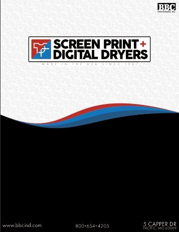 Screen Print & Digital Dryers 2017 - Proof 1