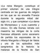 1   LA REINA MARGARITA  A DUMAS - Page 2