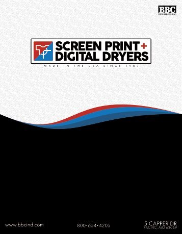 Screen Print & Digital Dryers 2017 - Proof 3