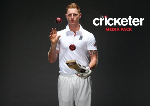 TheCricketer Media Pack