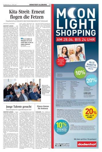 Kita-Streit: Erneut flogen die Fetzen