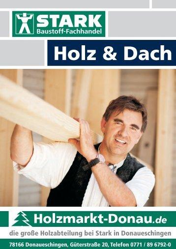 "STARK Katalog ""Holz und Dach"""