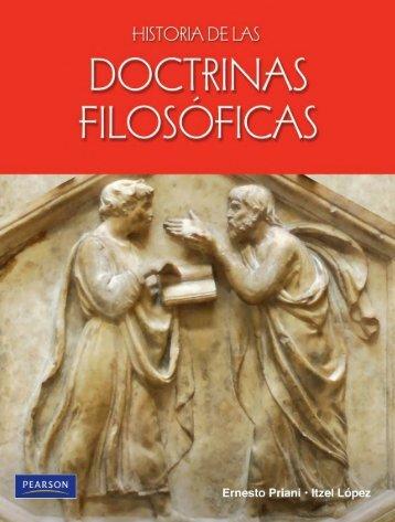 DOCTRINAS FILOSOFICAS - ERNESTO PRIANI
