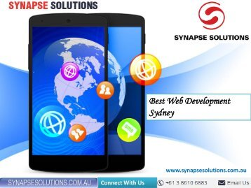 Best Web Development Sydney