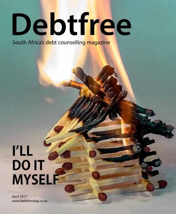 Debtfree Magazine April 2017