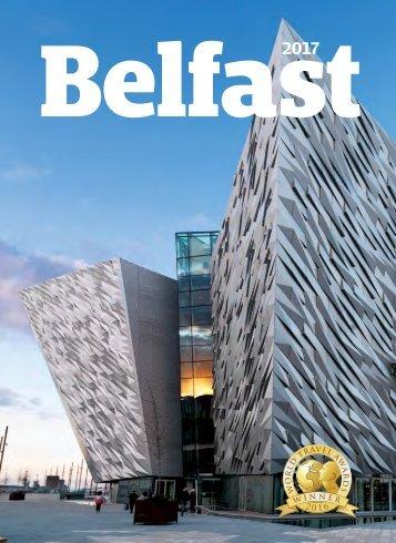 Visit Belfast Visitor Guide 2017