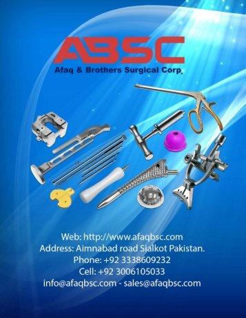Surgical Catalog