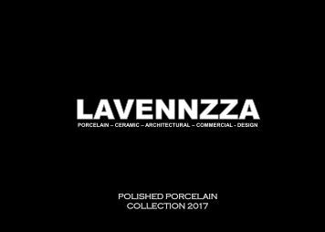 Lavennzza Polished Porcelain Collection 2017