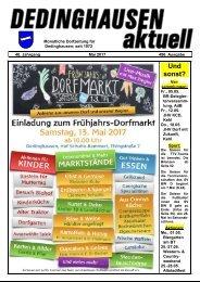 Dedinghausen akteull 496