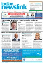 Indian Newslink May 1, 2017 Digital Edition