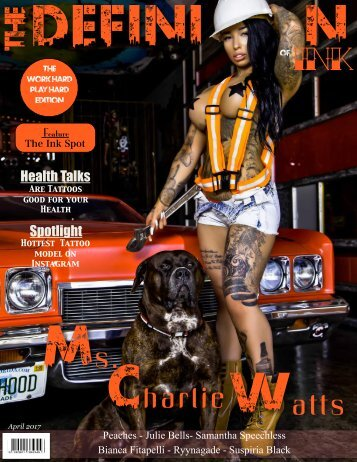 TDM INK issue 3 April 2017
