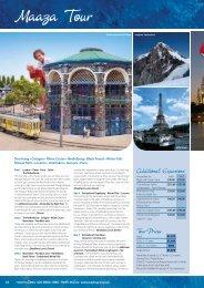 Maaza Tour - Taj Tours