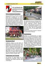 Berichte der Jugendgruppe - FF-Aichkirchen