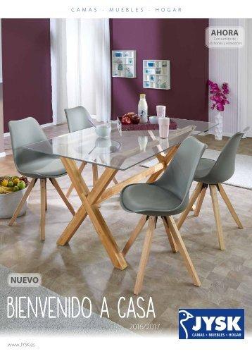 folleto-JYSK BIENVENIDO A CASA