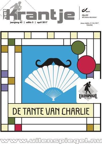 krantje 43-5 De Tante van Charlie