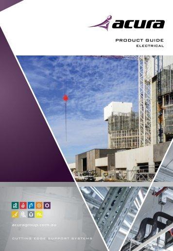 Acura 2017 Catalogue Electrical Trade