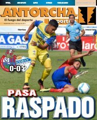 Antorcha Deportiva 262
