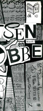 15-10 1965 Flitsen-Tobbe 15e jaargang no. 10 1965