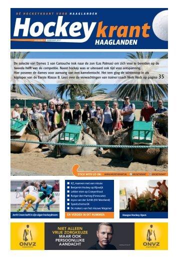 Hockeykrant Haaglanden voorjaar 2017
