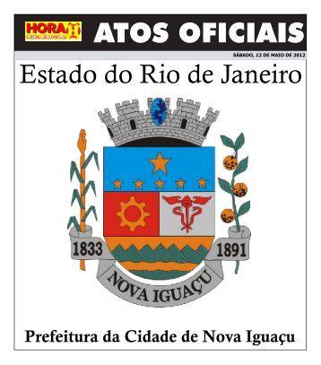 publicado no DO - Prefeitura de Nova Iguaçu