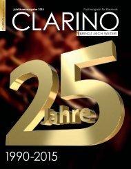 25 Jahre Clarino