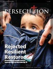 May 2017 Persecution Magazine