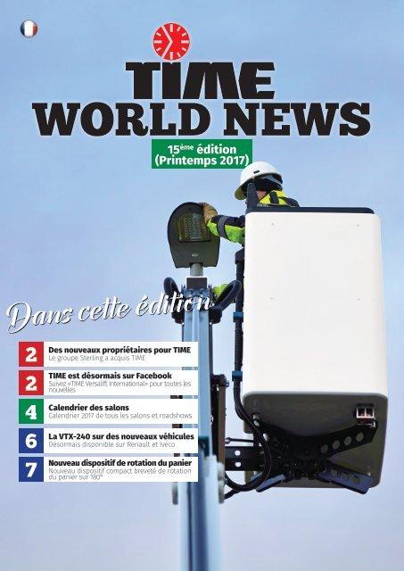 TIME World News (15ème édition)